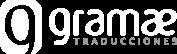 logo de gramae traduciones juradas